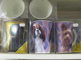 Dog Mugs