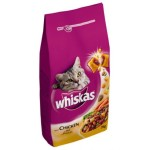 Whiskas Kitten & Adult 2kg £4.50